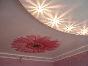 Фен-шуй.  Какого цвета заказать натяжной потолок?!