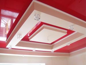 Принцип работы акустических потолков