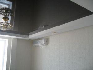 Дышащий потолок – одна из разновидностей натяжных потолков