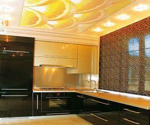 Натяжные потолки – изюминка дизайна